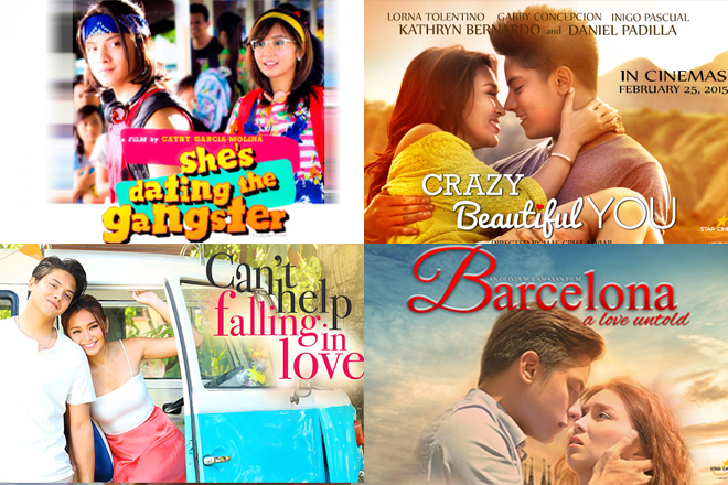 Non-stop playlist: Theme songs from KathNiel movies