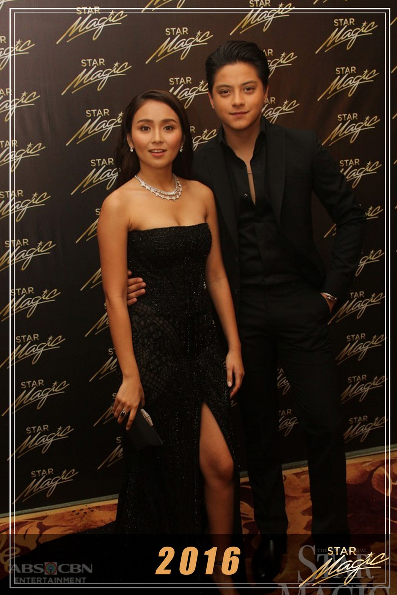 SPOTTED: KathNiel attending events together through the years