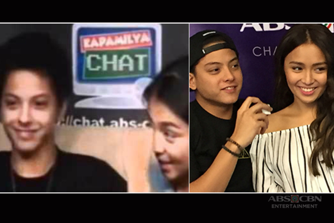 MAJOR THROWBACK! Kathryn and Daniel's first ever Kapamilya Chat together!