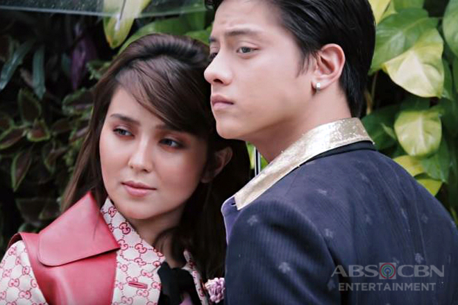 Behind-the-scenes: Metro Magazine's Cover Shoot with Kathryn and Daniel