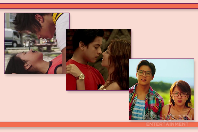 KathNiel's Top 5 Slow-Mo moments in Star Cinema movies