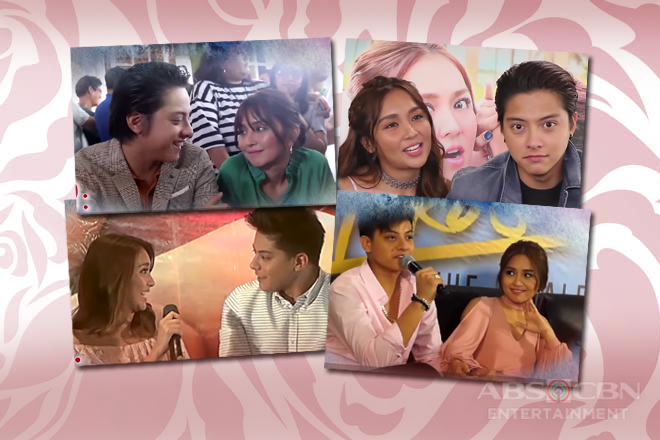 A timeline of Kathryn and Daniel's feelings
