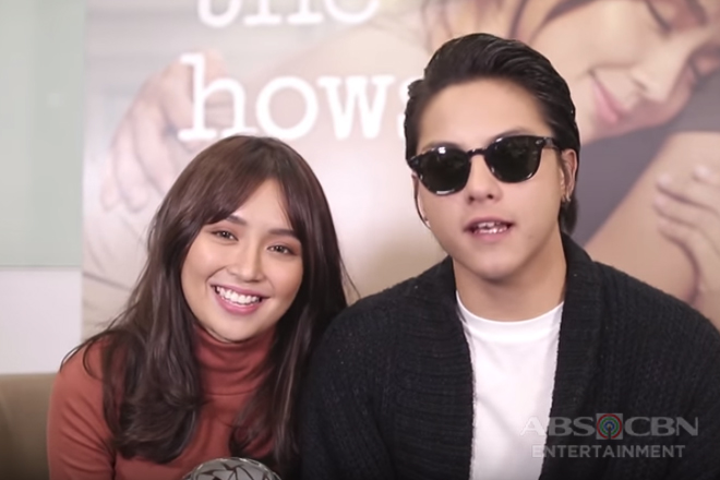 First And Last Game with KathNiel