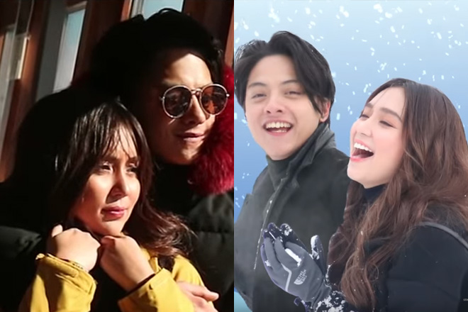 WATCH: Daniel at Kathryn, naging vlogger sa Japan!